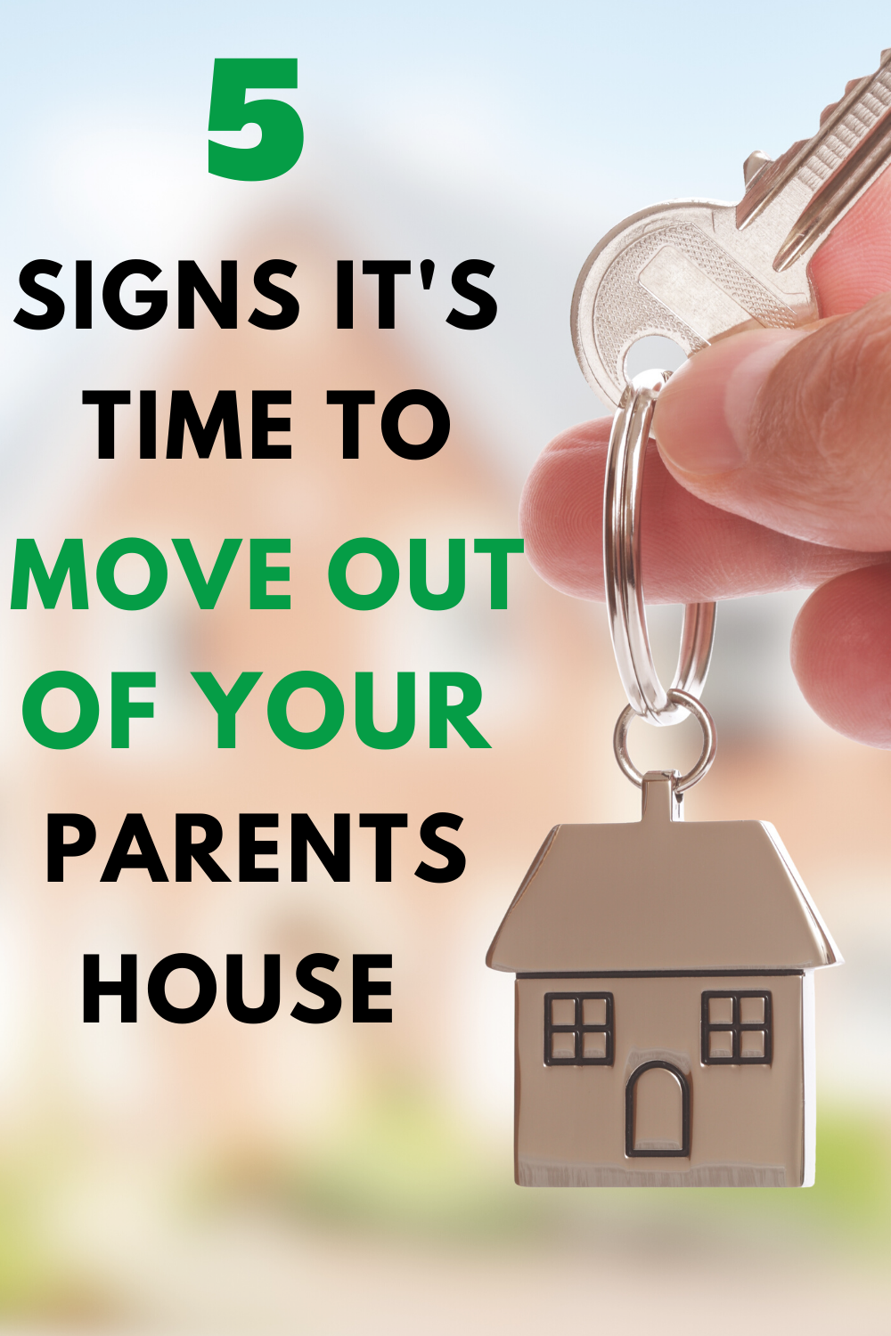 Signs It S Time To Move Out Of Your Parents House Live Life Millennials In 2020 Moving Out Tips For Moving Out First Time Moving Out
