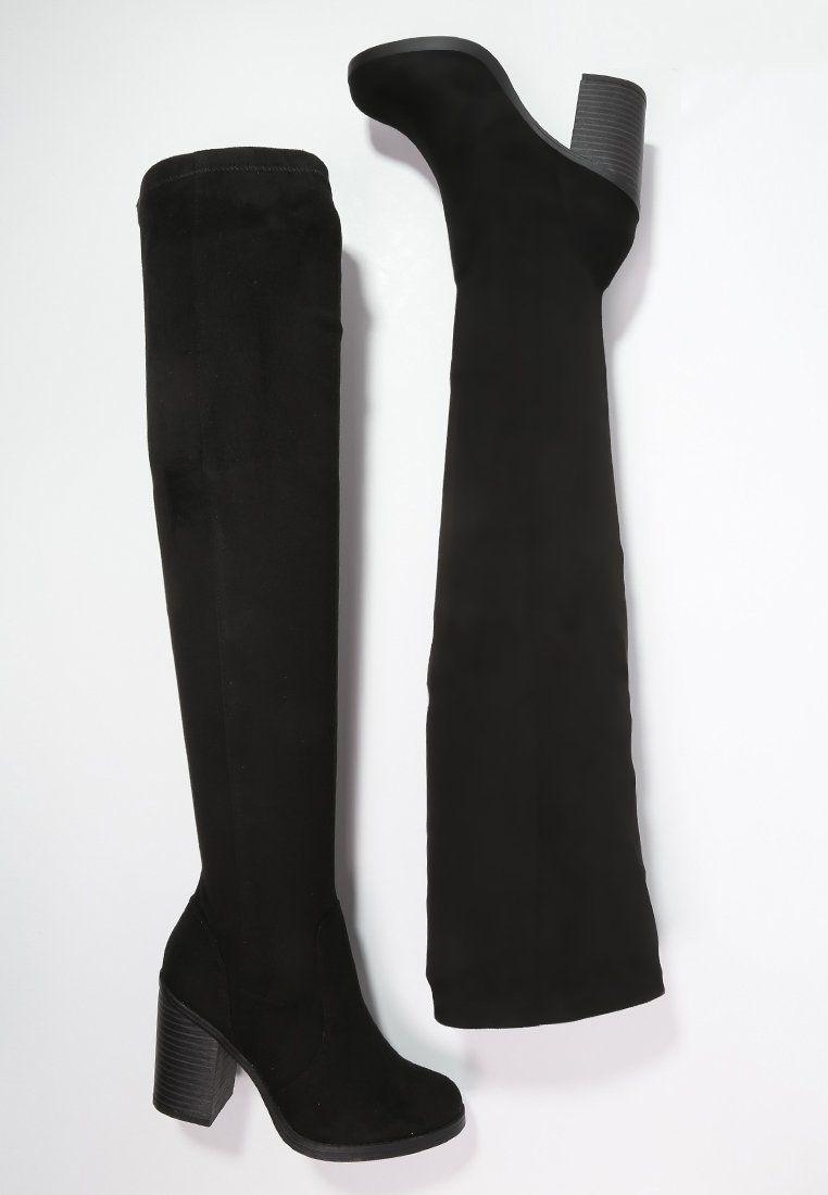 Overknee laarzen New Look BRULEE Laarzen met hoge hak