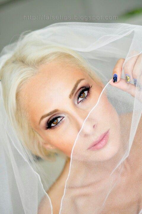 My bridal make up