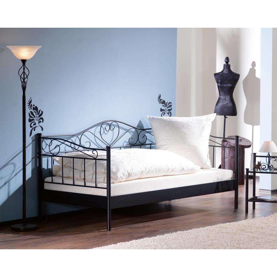 Danisches Bettenlager Metallbett In 2020 Bett Bettenlager Zimmer