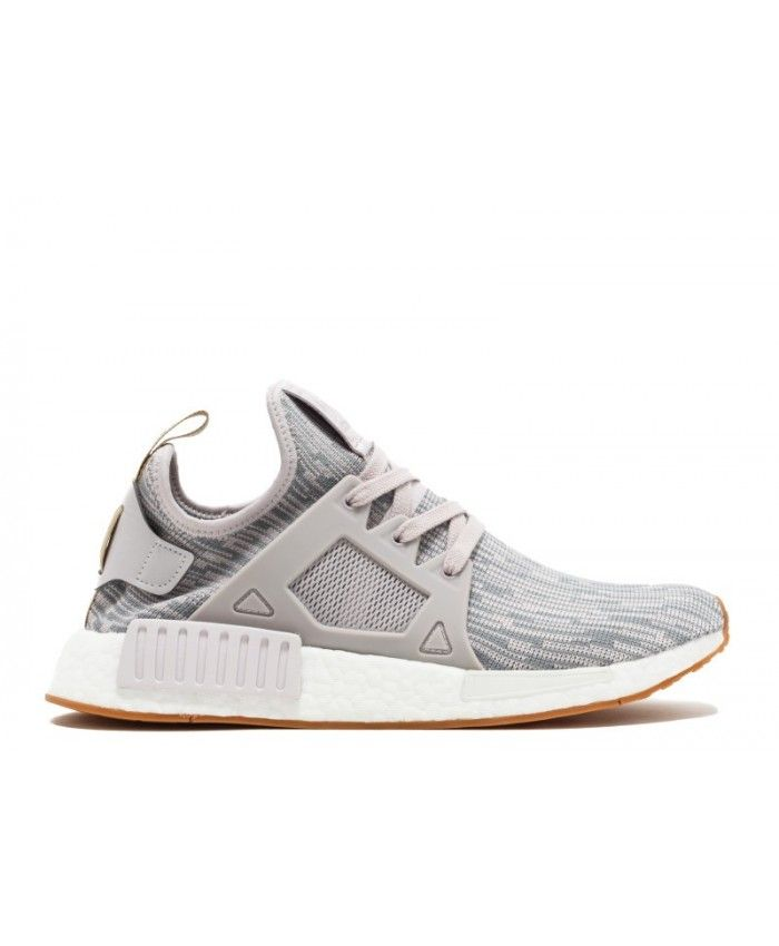 a7534cd26bf0 Chaussure Adidas NMD XR1 PK BB2367 Glace Mauve Mi-gris Blanche ...