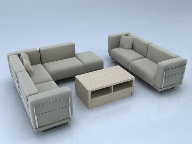 Ikea Modular Sofa Model