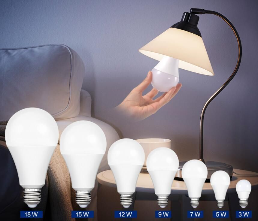 Led Bulb E27 3w 5w 7w 9w 12w 15w Smd 2835 Led Light Bulb Ac 20v Cold Warm White Dimmable Led Spotlight Lamp Energy Saving Bulbs Led Light Lamp Led Light Bulb