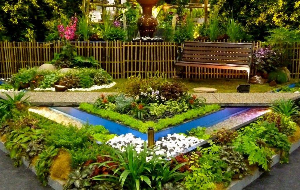 Interesting garden fence design ideas 3   My Gardens Ideas ...