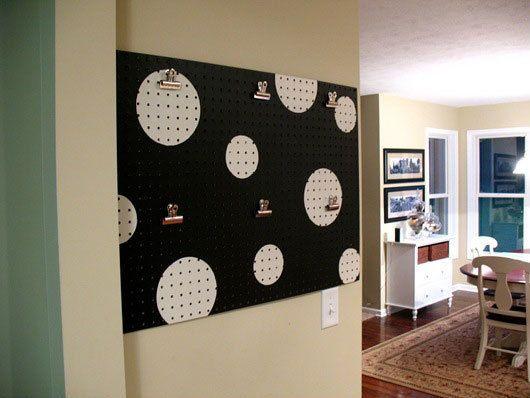 Roundup Peg Board Pegboard Display Craft Room