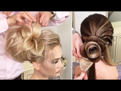 Top Best Hairstyles Transformations By Georgiy Kot 2018 Youtube