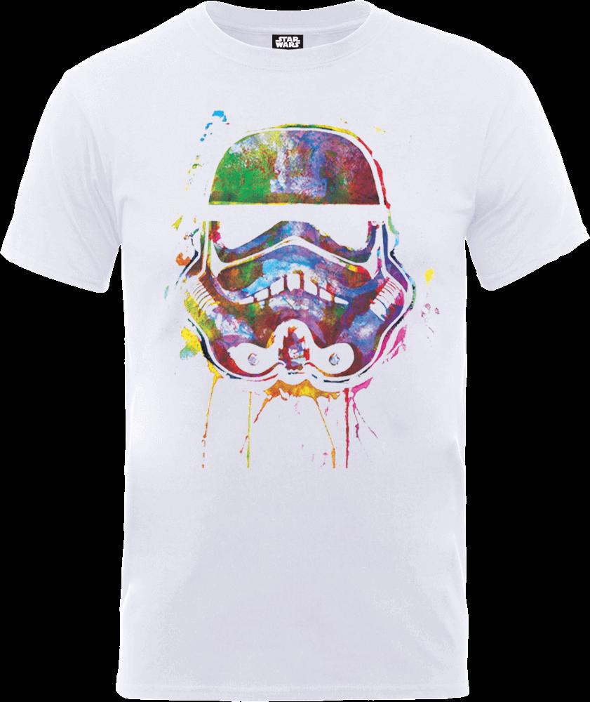 Star Wars Ladies Ziggy Stormtrooper T-shirt Black XL