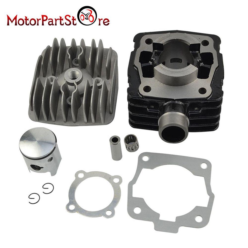 Air Cool Engine Cylinder Piston Rings Gasket Rebulid Kit For Ktm50 Ktm 50sx 50 Sx Jr Sr Air Cooling Mini Motor Dirt Bike Pa Piston Ring Dirt Bike Parts Pistons