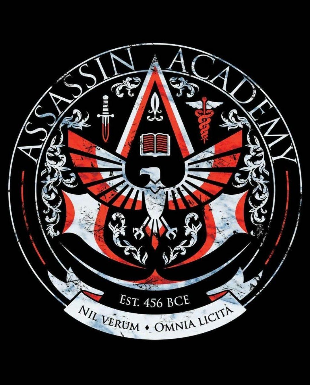 Assassins Academy Assassin's creed, Assassins creed