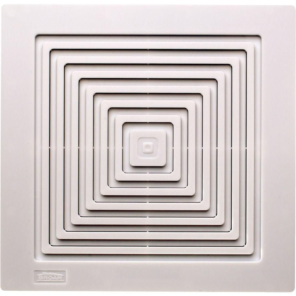 Broan Nutone Replacement Grille For 688 Bathroom Exhaust Fan Bp90 The Home Depot Bathroom Exhaust Fan Cover Bathroom Exhaust Ventilation Exhaust Fan Bathroom exhaust fan cover
