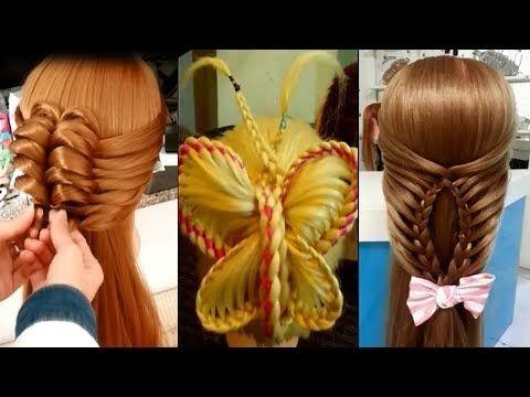 Youtube Peinados Faciles Y Rapidos Peinados Para Ninas Fotos De Peinados Faciles