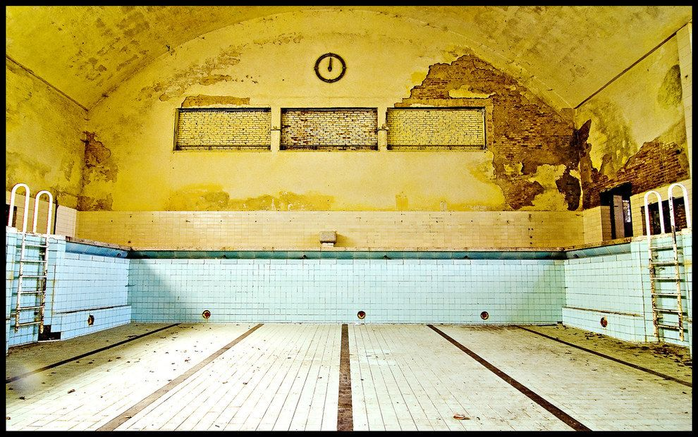 The 18 Most Hauntingly Beautiful Abandoned Places In Germany Olympic Village Abandoned And