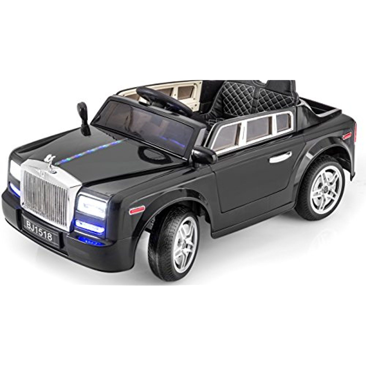 Luxury Super Car Rolls Royce Phantom Style 12v Remote Controled Ride On Electric Toy Car For Kids Music Lights Rolls Royce Phantom Rolls Royce Ride On Toys