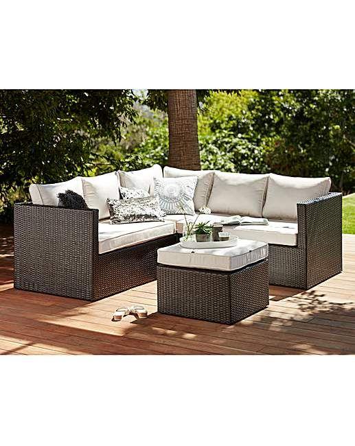 Canberra Corner Sofa J D Williams Outdoor Furniture Sets