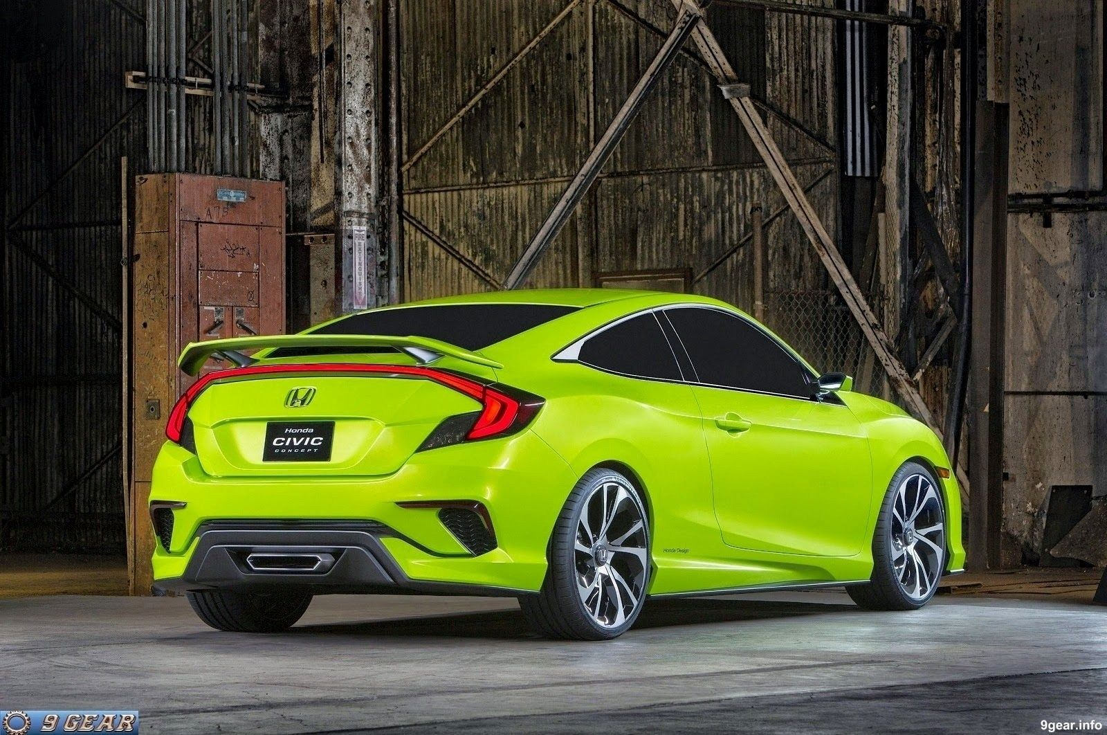 New 2019 Honda Civic Coupe Release Date Car Review