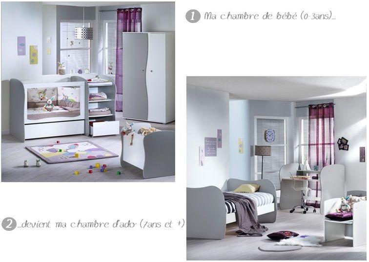 10 Idees De Lit Chambre Transformable Sauthon Bebe Grandit Lit