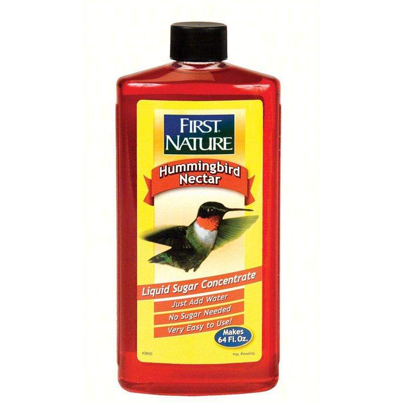 First Nature 16 oz. Red Hummingbird Concentrate Nectar