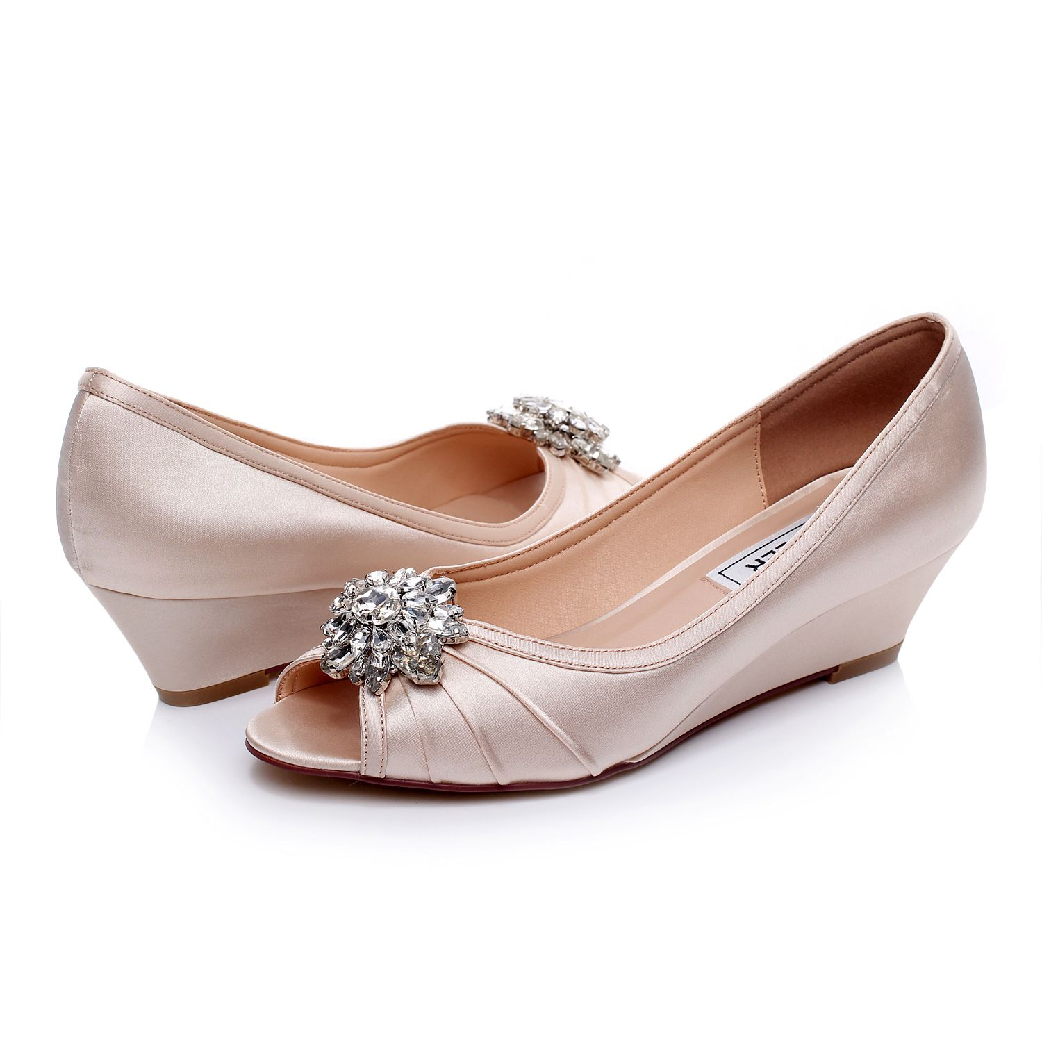 30++ Wedge comfortable wedding shoes for bride information