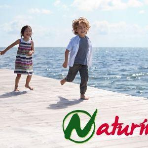 Naturino kinderschoenen campagne beelden