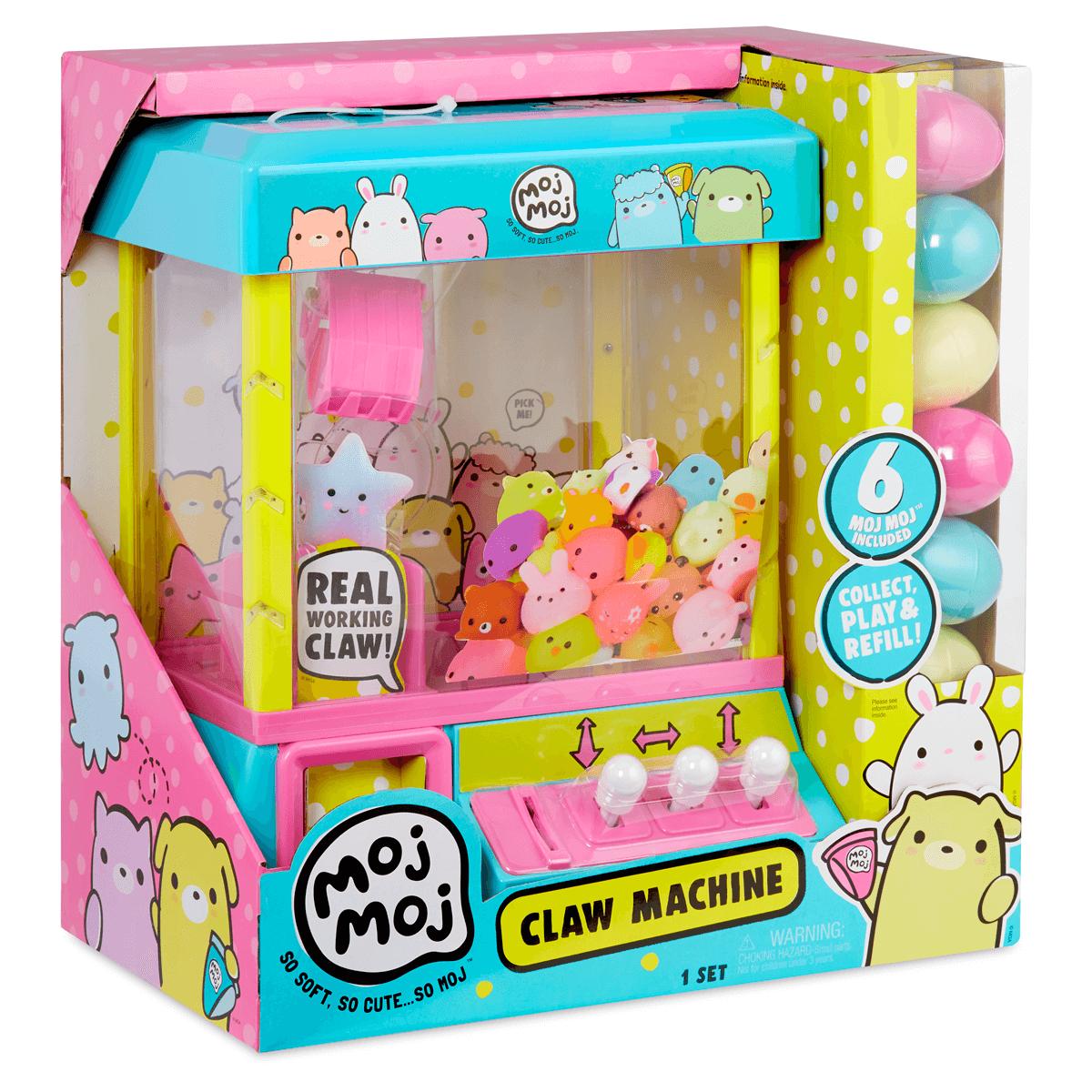 Where Can I Buy Moj Moj Claw Machine