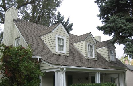 Best Weathered Wood Timberline Shingles Outdoor Spaces 400 x 300
