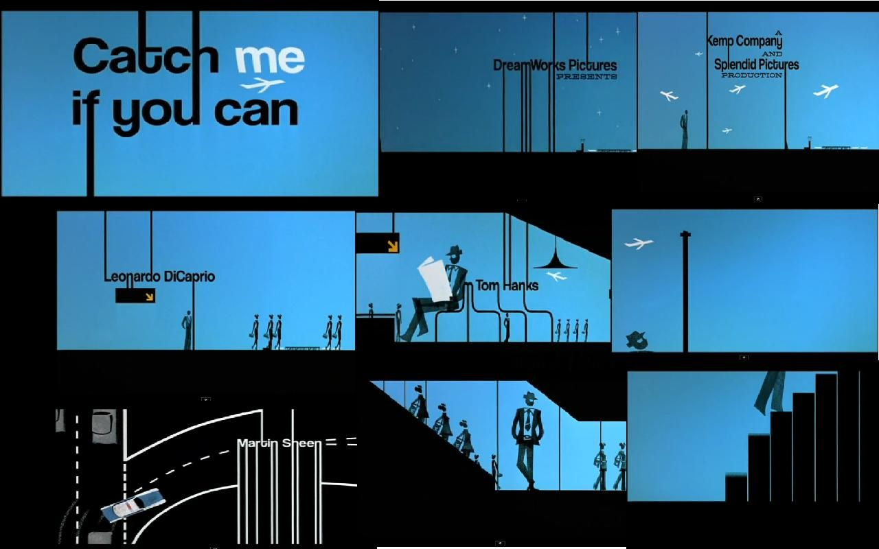 Catch Me if You Can. Steven Spielberg | Film Strips | Pinterest ...
