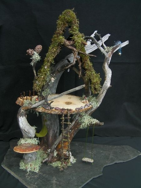 The Woodland Faery Creations by Sue Holloway