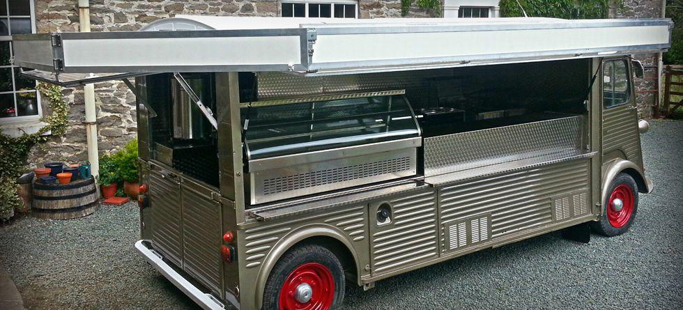 Classic French Vans Citroen H Conversion Van Rentals