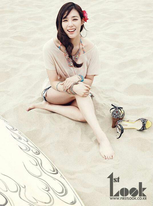 Tiffany Snsd Snsd Korea Corpo Humano