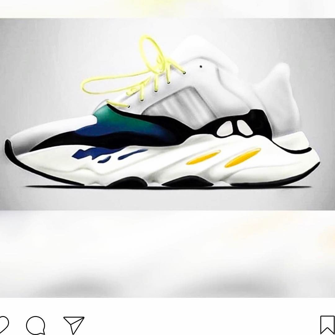 776a2122a7e Kanye West Unveils New Sneakers Yeezy Season 5 - Yeezy Runners