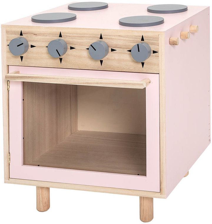 BLOOMINGVILLE KIDS Wooden Kitchen | Kids wooden kitchen ...