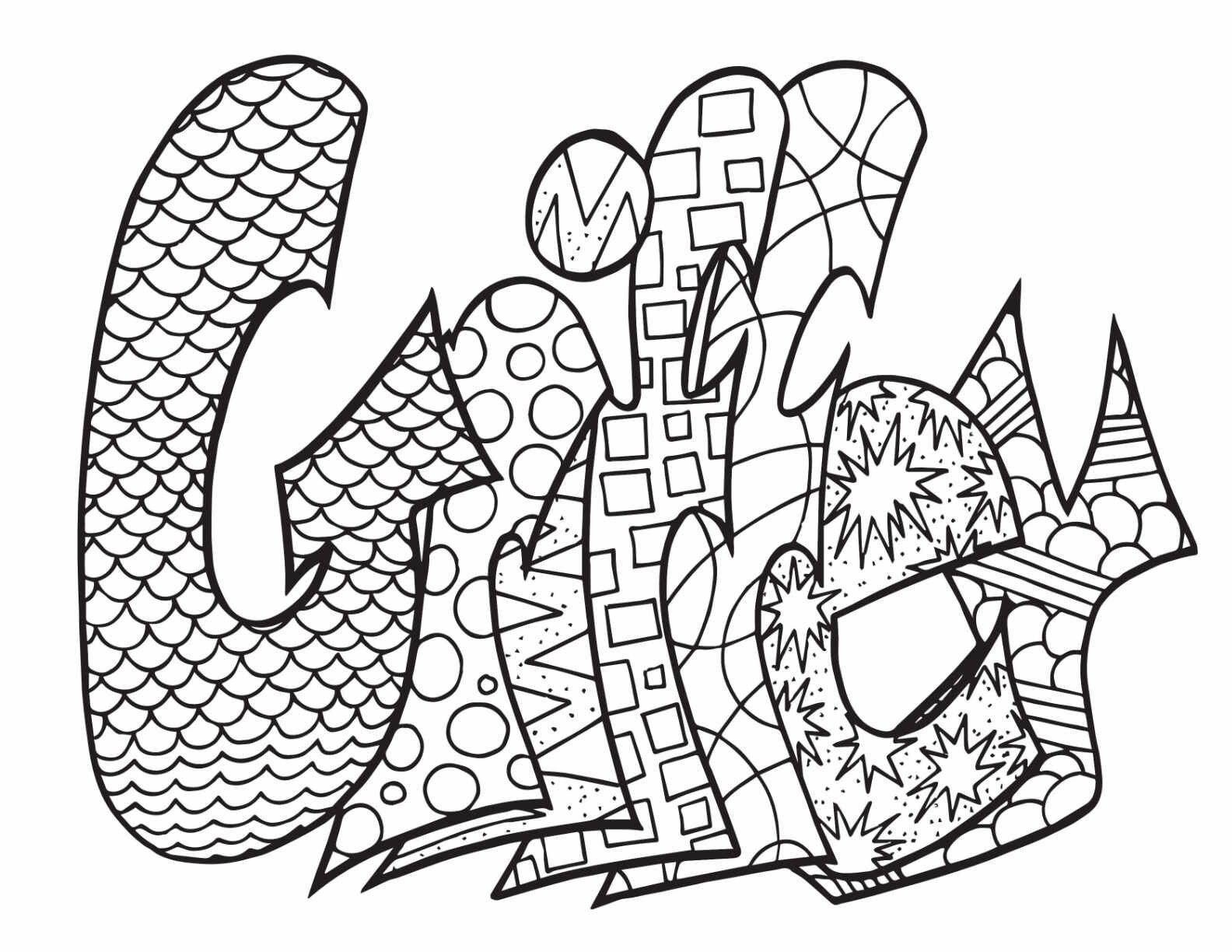 Griffey Two Free Printable Coloring Page Stevie Doodles Free Printable Coloring Pages Name Coloring Pages Free Coloring Pages