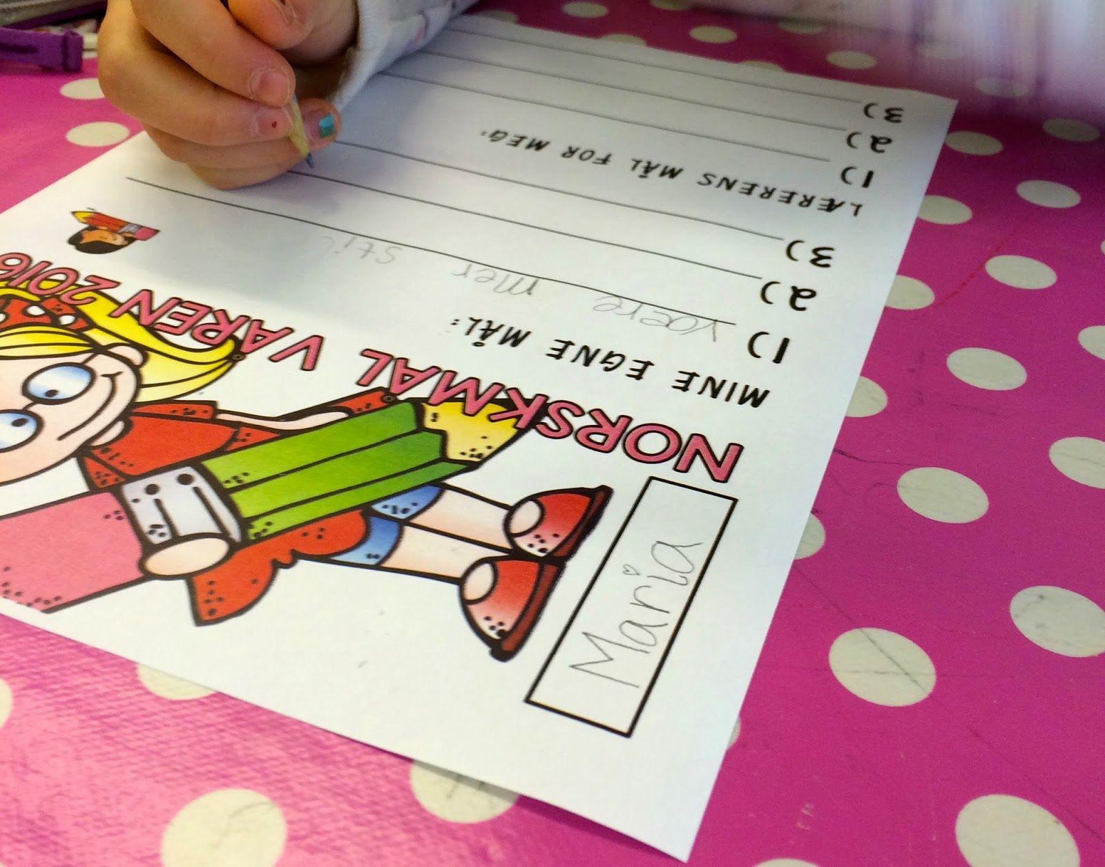 Teaching FUNtastic: La elevene bestemme målene!