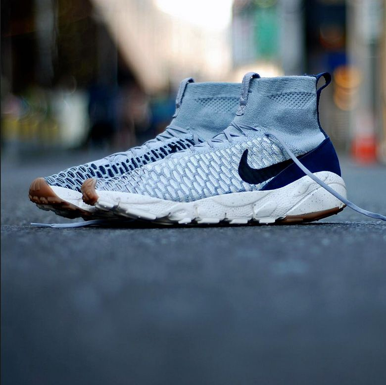 cheap for discount c67a5 e3fd6 Air Footscape Magista Flyknit | Nike | Nike, Nike Shoes, Sneakers nike