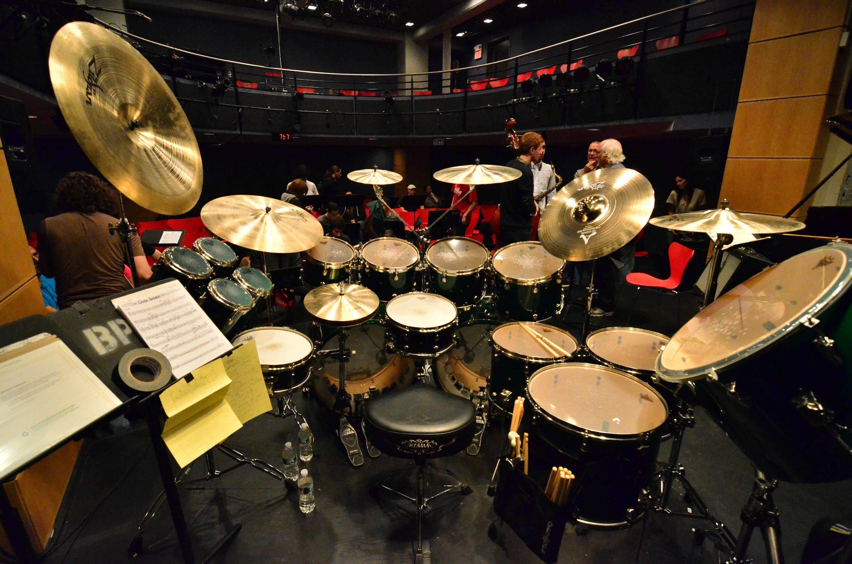 Simon Phillips | Cool & Unique Drum Kits & Set-Ups ...