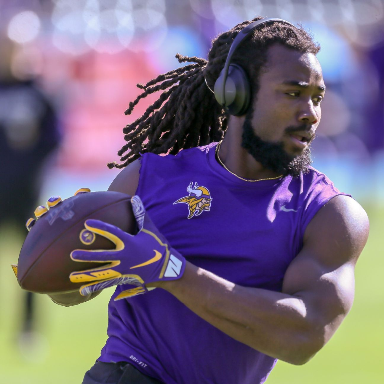 Vikings Rule Out Dalvin Cook Vs Packers Backup Alexander Mattison Questionable Nfc North Sprained Ankle Vikings