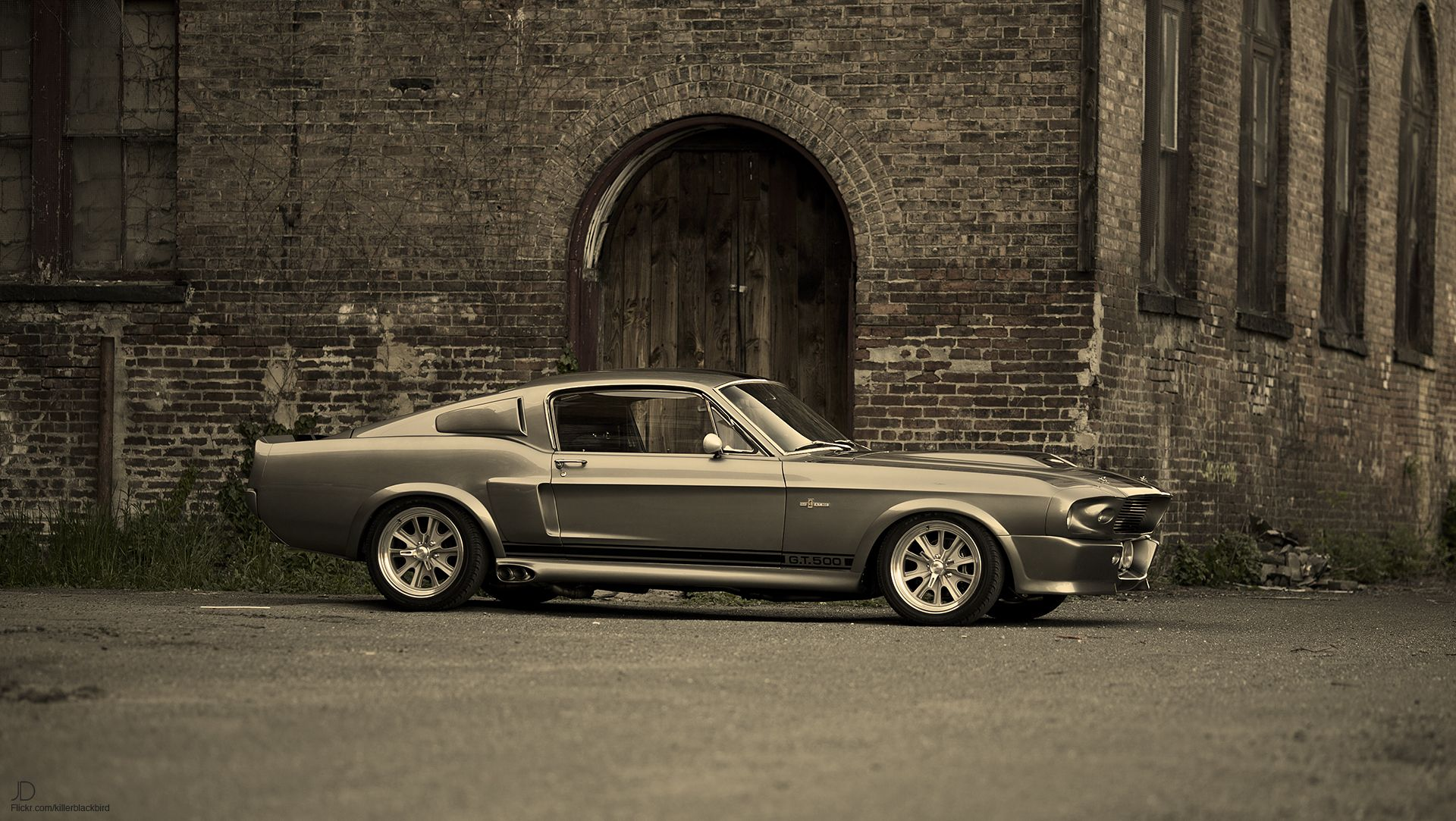 "1967 shelby gt500e ""eleanor""unique performance. 