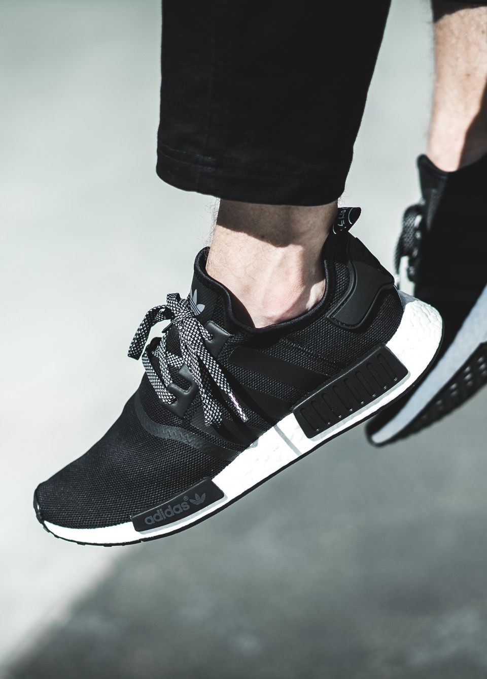 lowest price cc0ae a45e3 adidas NMD R1 Reflective Pack black  sneakernews  Sneakers  StreetStyle   Kicks