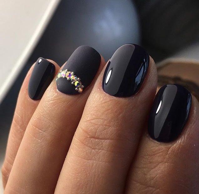 Pin by Natalia Nykyforuk on Nails | Pinterest | Jewel nails and Makeup