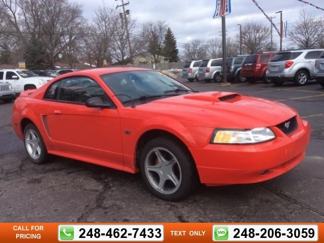 2000 ford mustang gt 62k miles $7,997 62308 miles 248-462-7433