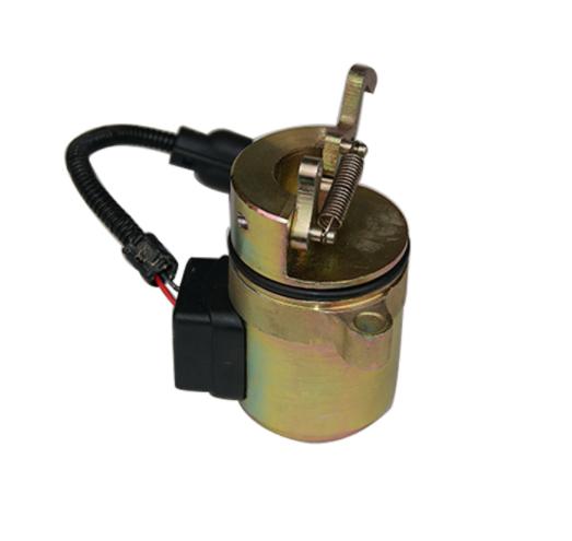Deutz fuel shut-off solenoid 1011 12 volt solenoid valve