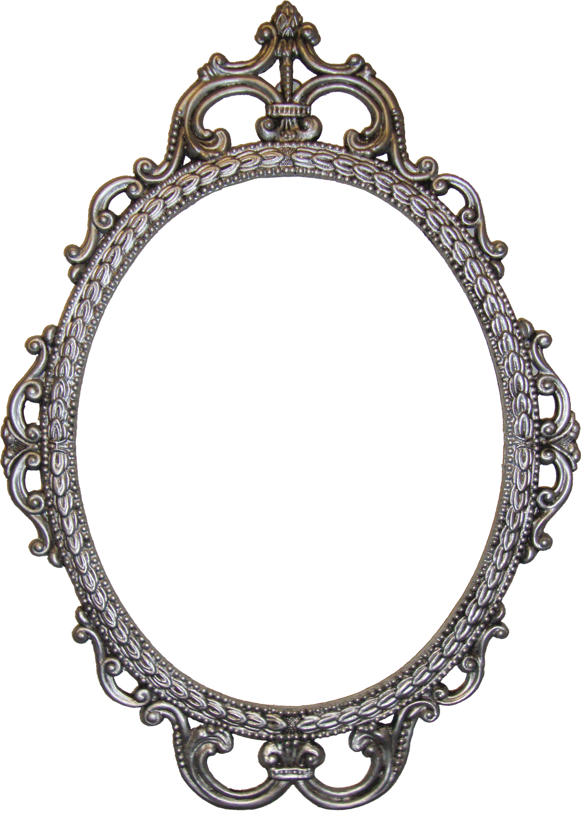 Ornate Oval Frame | Lots of Awesome Vintage Ornate frames! Right click and save them off!