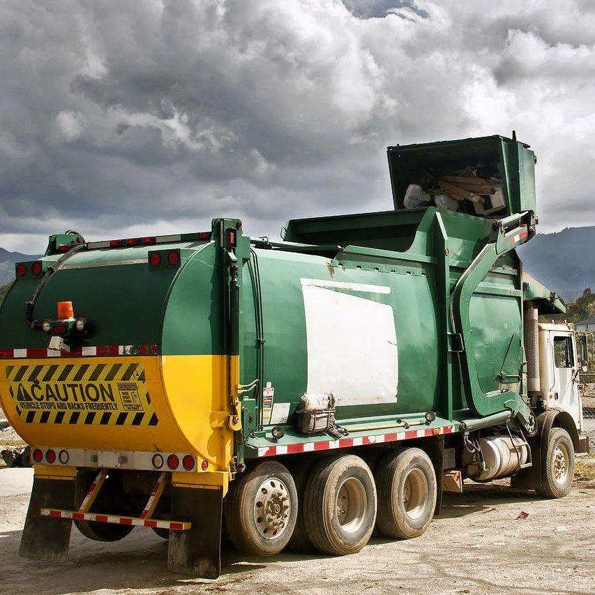 Garbage Truck Financing in 2020 Garbage truck, Trucks