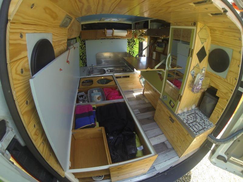 am nagement kangoo rallong kangoo camping car powa pinterest kangoo am nag fourgon. Black Bedroom Furniture Sets. Home Design Ideas
