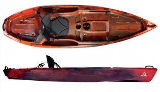 Kayak Fishing Review Ascend D10t Fishing Kayak Reviews Pinterest