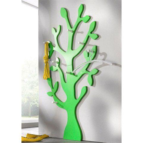 porte-manteau mural en forme d'arbre 90 x 170 cm | porte manteau ... - Fabriquer Un Porte Manteau En Forme D Arbre