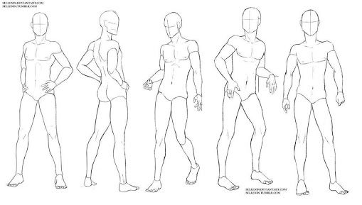 image result for drawing pose reference male poses pinterest