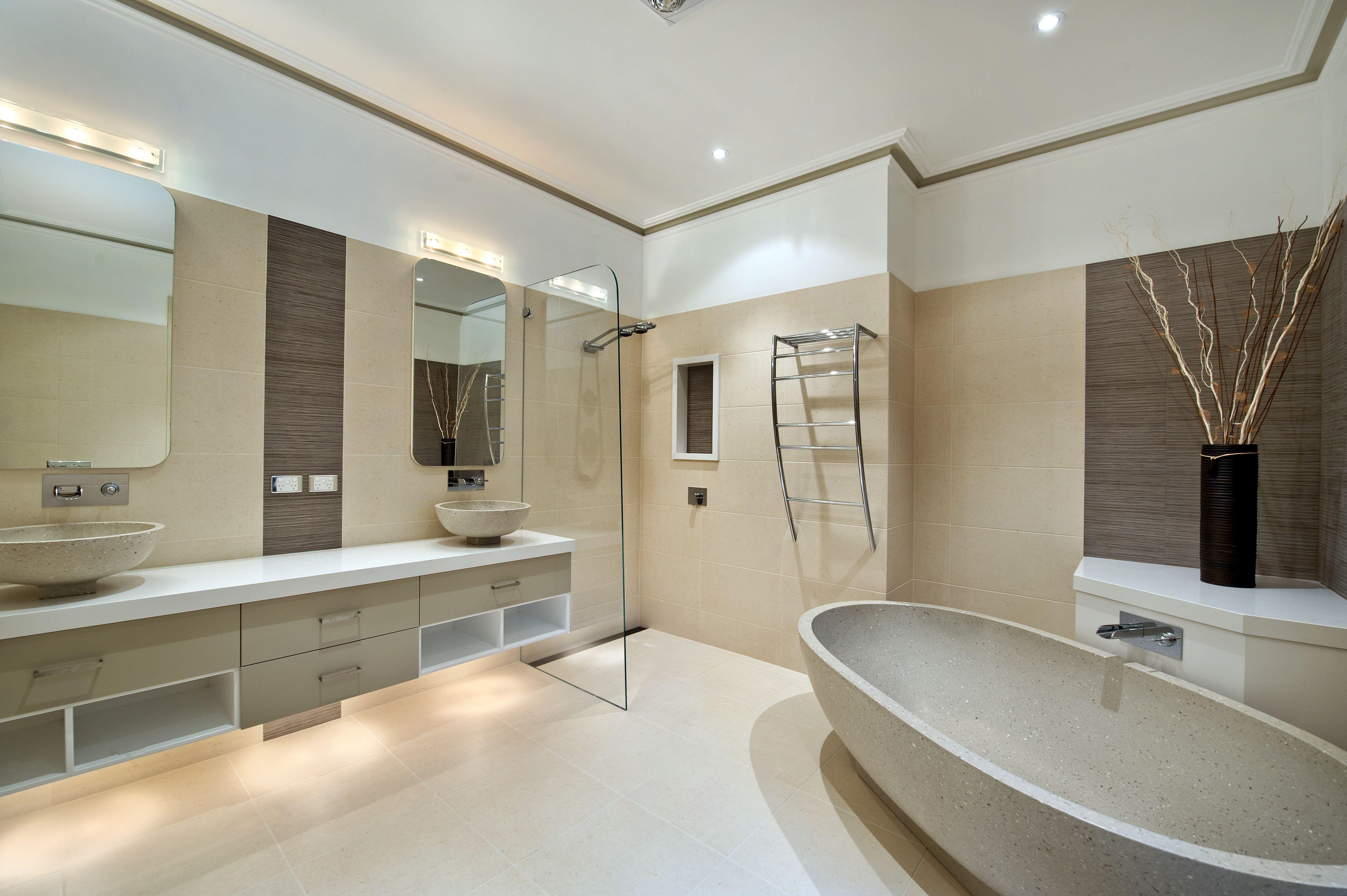 Award Winning Bathroom By Paul Hutchison Kitchen Bathroom Design Studios Main Bathroom Designs Bathroom Renovation Designs Contemporary Bathroom Vanity