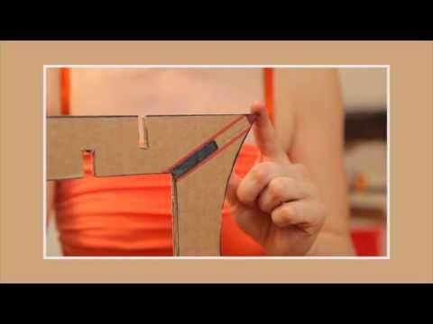 Meubles En Carton Bande Annonce Du Cours Complet Blog Join Us In The Woods Youtube Meuble En Carton Meuble Carton