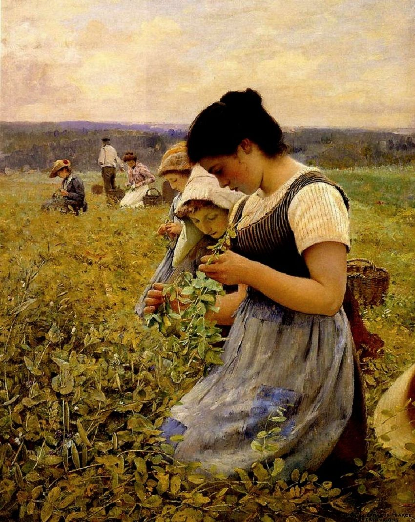 It's About Time Labor Day Women Working Together 1800s
